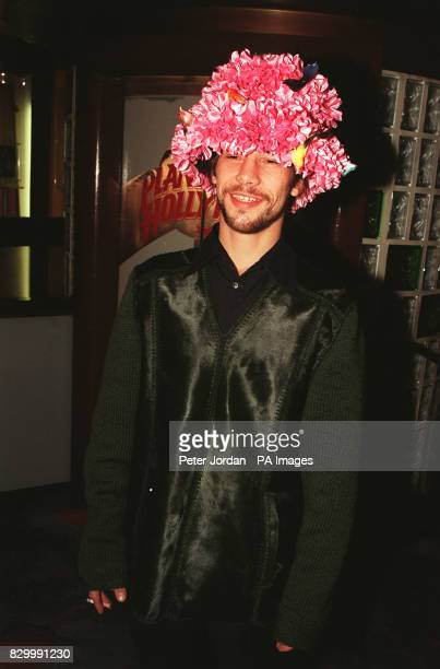 OF 'JAMIROQUAI' ATTENDS THE GALA SCREENING OF 'COP LAND' AT THE ODEON IN LEICESTER SQUARE LONDON