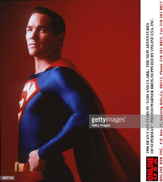 1996 DEAN CAIN IN LOIS AND CLARK THE NEW ADVENTURES OF SUPERMAN