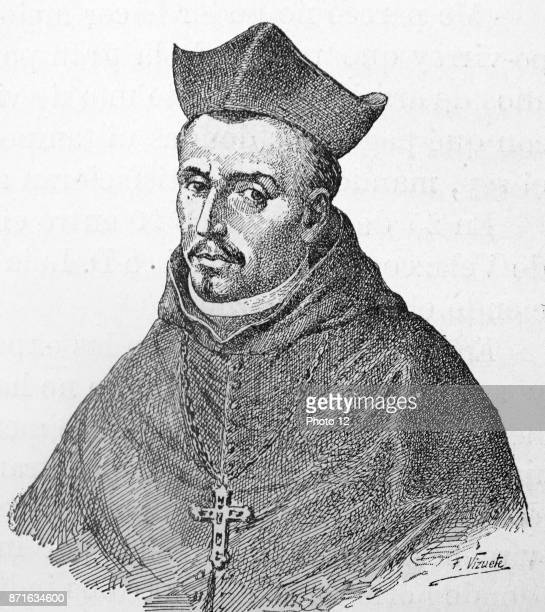 Pedro Moya de Contreras inquisitor general Archbishop of Mexico and Viceroy of Mexico September 25 1584 October 17 1585