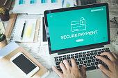 SECURE PAYMENT CONCEPT
