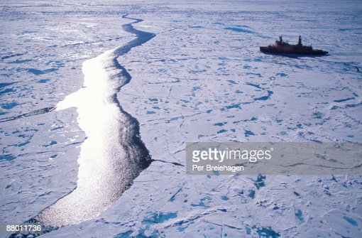 ICEBREAKER ABND NORTH POLE LEAD