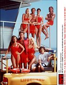 9/95/ THE CAST OF 'BAYWATCH'