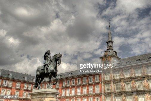 MADRID, PLAZA MAYOR