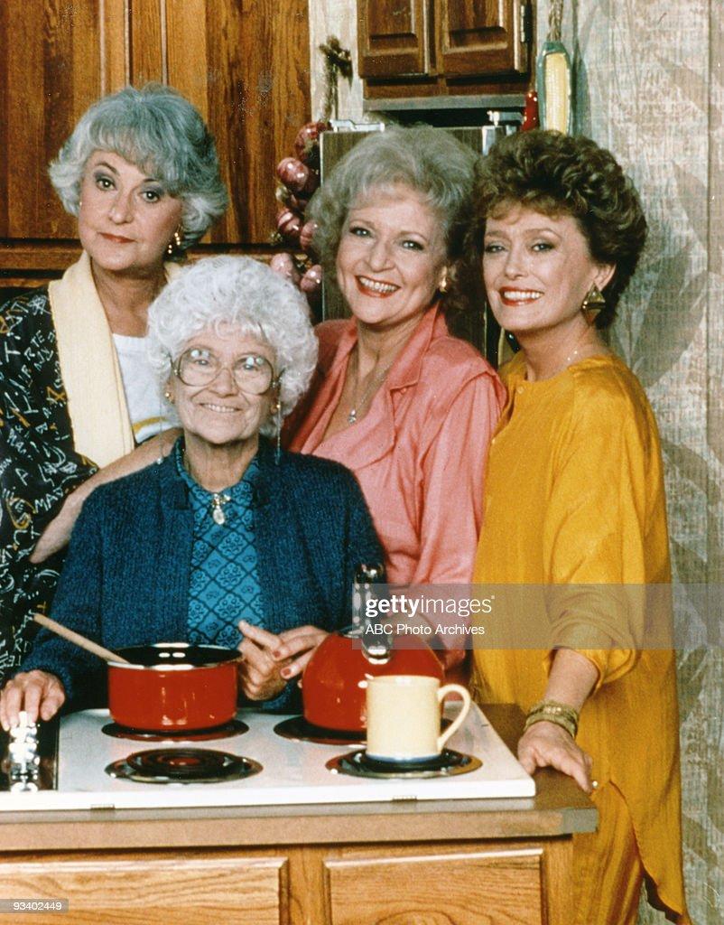 "ABC's ""The Golden Girls"""