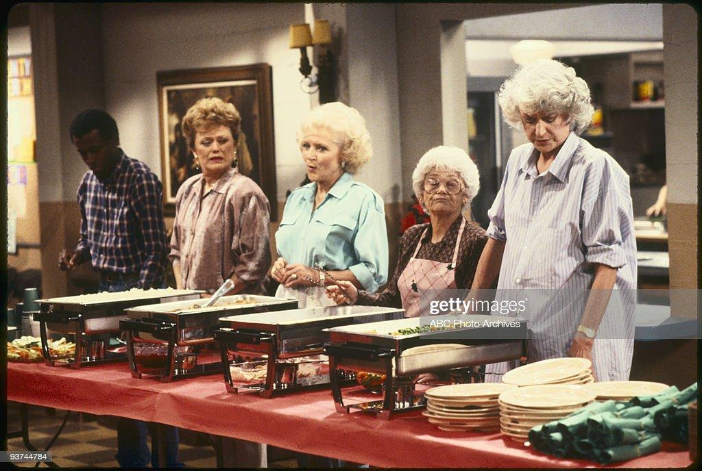 THE GOLDEN GIRLS - 9/24/85 - 9/24/92, RUE MCCLANAHAN, BETTY WHITE, ESTELLE GETTY, BEA ARTHUR,