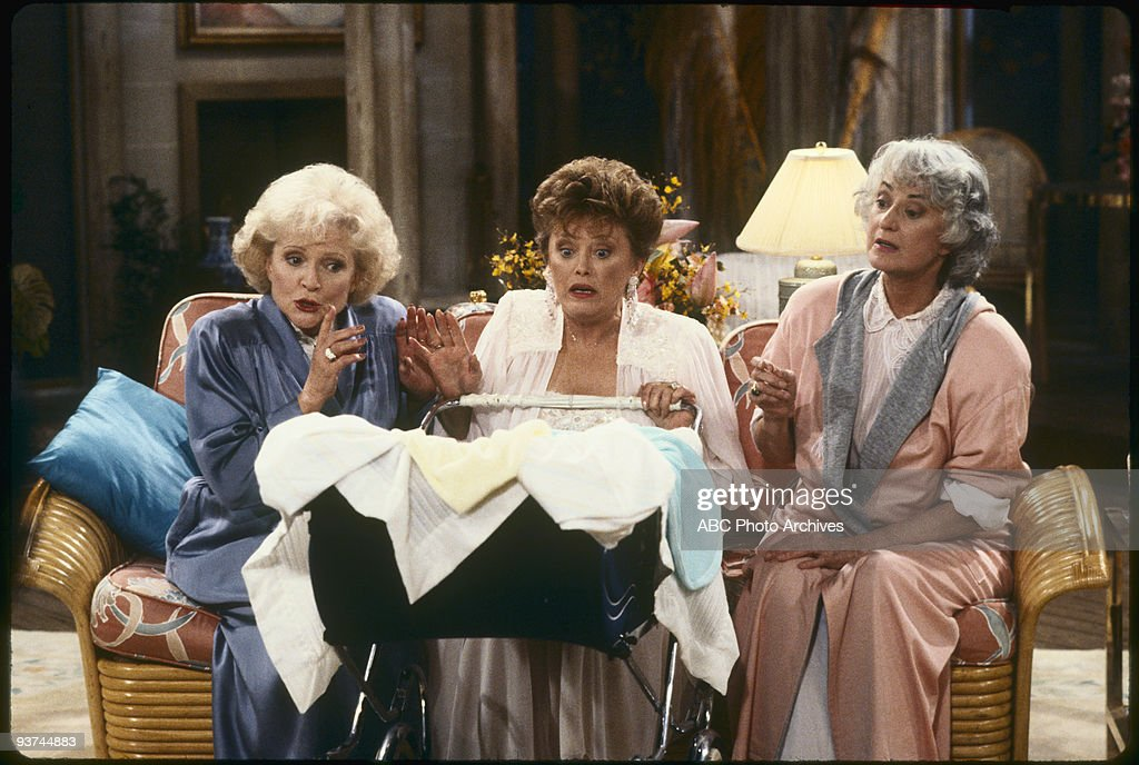 THE GOLDEN GIRLS - 9/24/85 - 9/24/92, BETTY WHITE, RUE MCCLANAHAN, BEA ARTHUR,