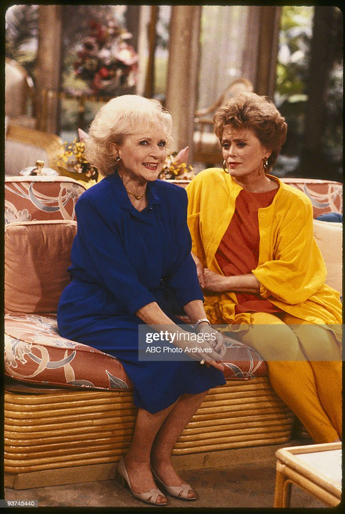 THE GOLDEN GIRLS - 9/24/85 - 9/24/92, BETTY WHITE, RUE MCCLANAHAN,
