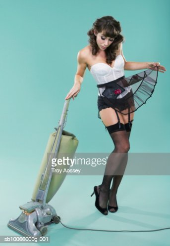 Sexy Vacum Cleaning 95