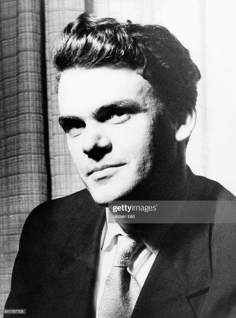 Schriftsteller, CSSRPorträt- 1950er Jahre