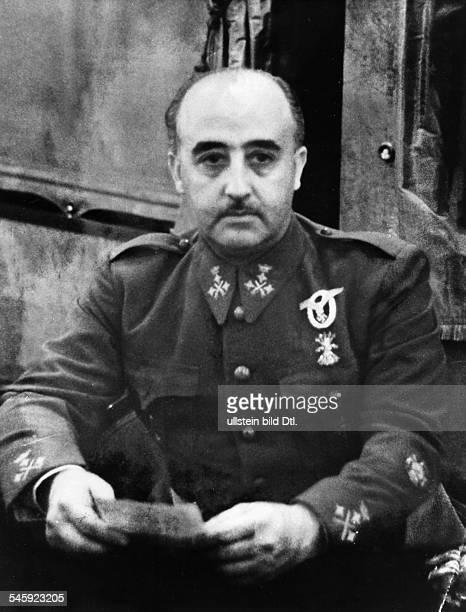 *04121892Politiker General SpanienPorträt oJ