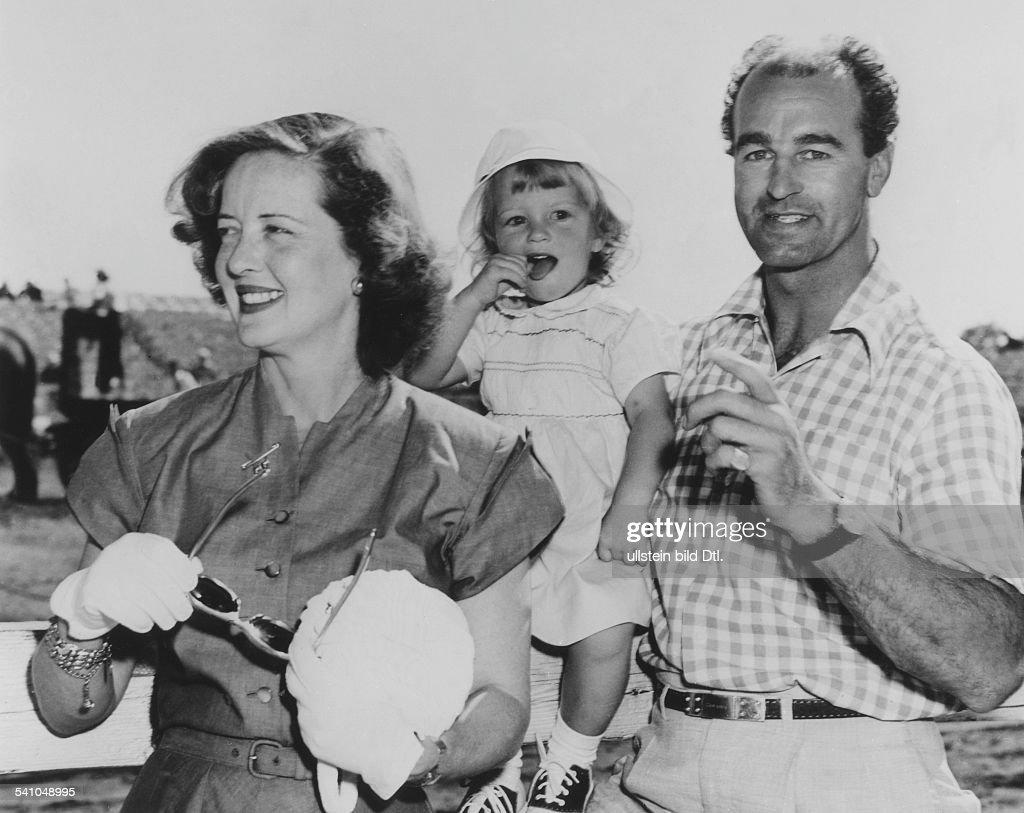 Margot Merrill Barbara Davis Hyman Getty Images