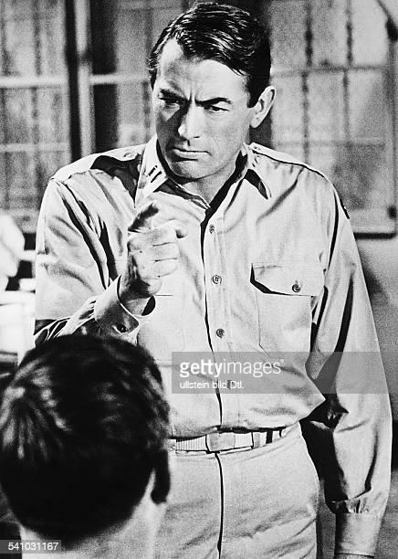 *Schauspieler USAin dem Film `Captain newman'Regie David Miller USA 1963