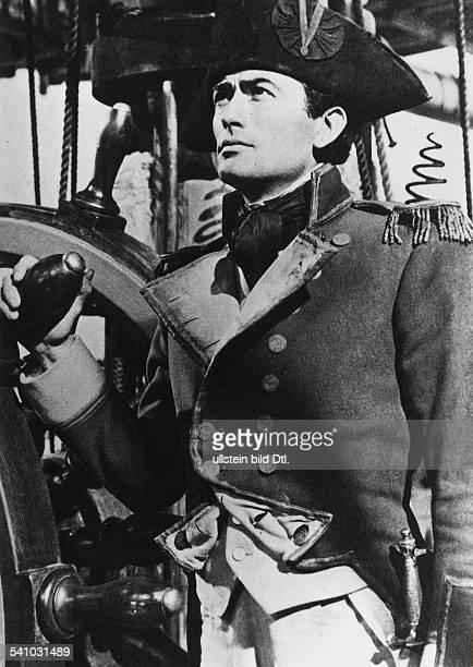 *Schauspieler USAin dem Film `Des Königs Admiral'Regie Raoul Walsh USA 1950