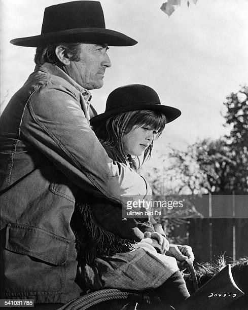 *Schauspieler USAin einer Szene aus dem Film`Shoot out Abrechnung in Gun Hill'Regie Henry Hathaway USA 1970