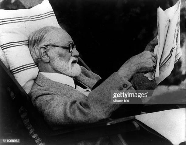 *06051856Wissenschaftler Psychoanalytiker ÖsterreichPorträt 1932