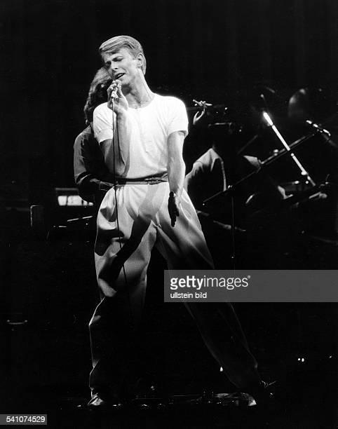 *Sänger Schauspieler GrossbritannienKonzert in Berlin 1978Foto Erika Rabau