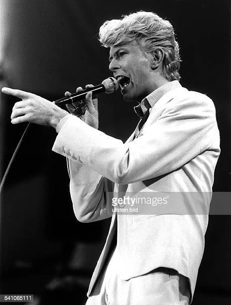 *Sänger Schauspieler GrossbritannienKonzert in der Berliner Waldbühne 1983