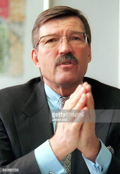Manager DVorstandssprecher der Metro AGPorträt