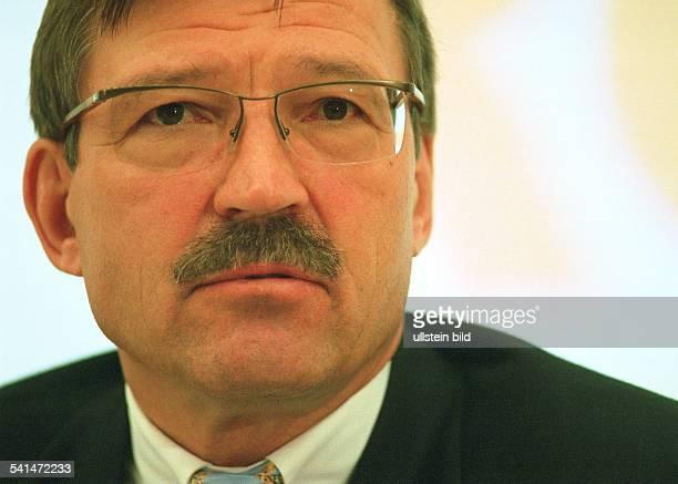 Manager DVorstandsvorsitzender der Metro AGPorträt Nahaufnahme