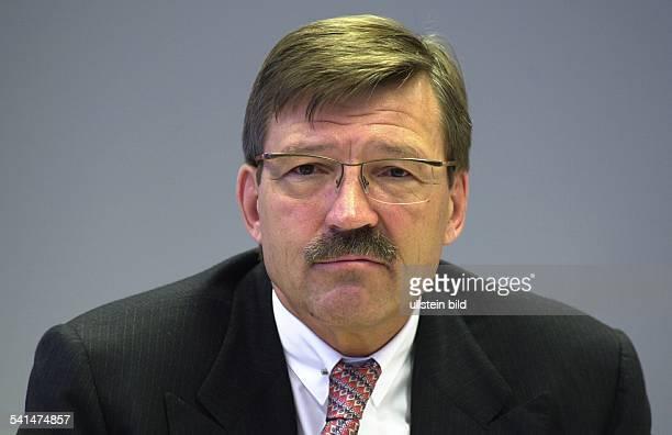 Manager DVorstandsvorsitzender der Metro AGPorträt