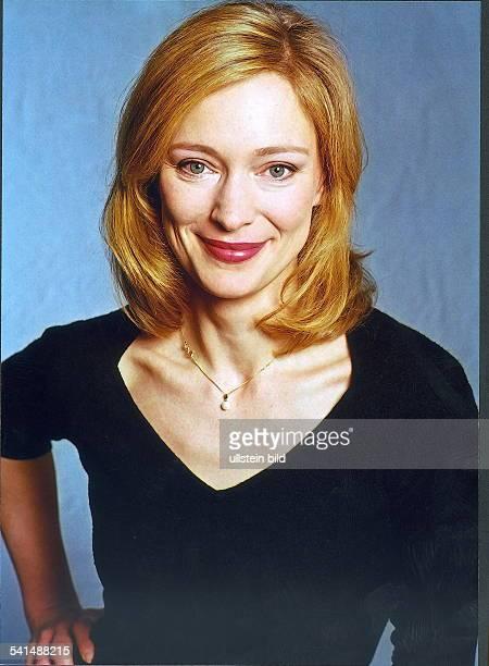 Schauspielerin DPorträt Dezember 2002