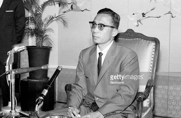 Seoul South Korea General Park Chung Hee controversial chairman of the military junta here was elected President of South Korea October 16th in a...
