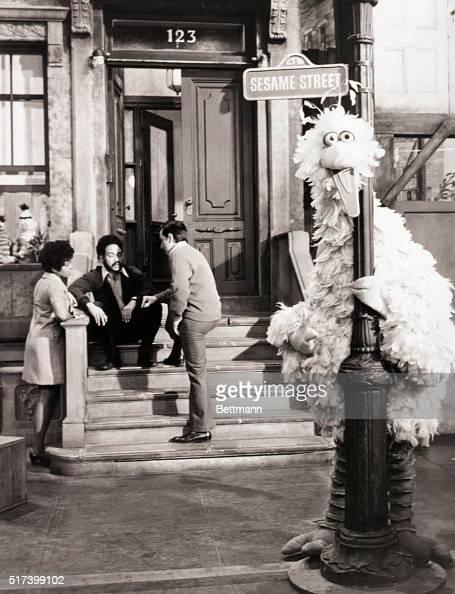 10/5/1970New York New York With a resounding 'chirp' Big Bird Sesame Street's 7foothigh canary welcomes children back for a new season of the...