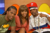'106th and Park' hosts AJ and Free with Memphis Bleek
