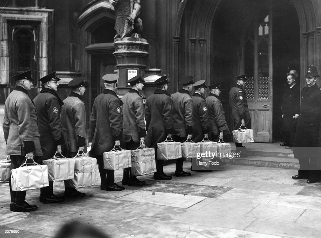 A second petition of 800,000 signatures, protesting against the abolition of the basic petrol ration, being presented to the House of Commons, representing a combined effort from the RAC and AA motoring organisations.