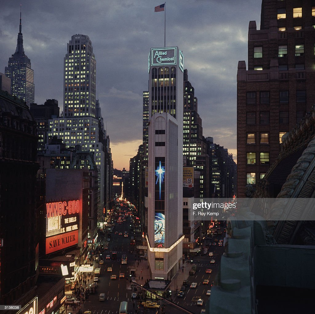 times square turns 100 years old getty images. Black Bedroom Furniture Sets. Home Design Ideas