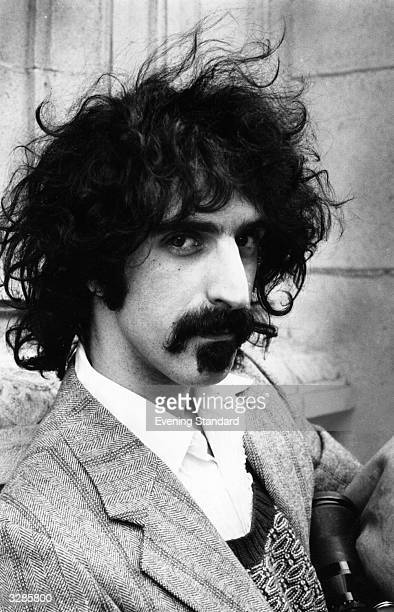 American rock musician experimental composer and cultural diplomat for Czechoslovakia Frank Zappa
