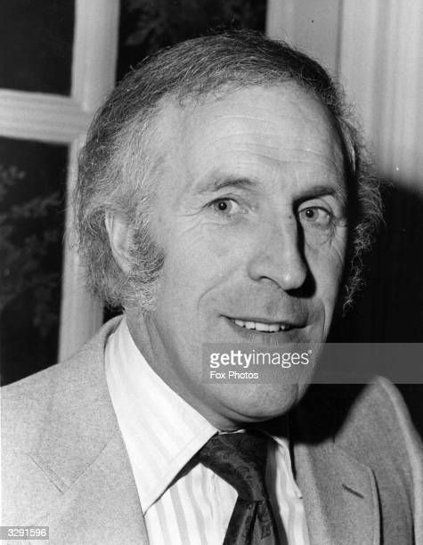 Bruce Joseph ForsythJohnson better known as Bruce Forsyth a famous English entertainer of stage television and radio