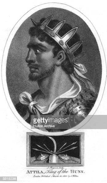 Attila king of the huns essay