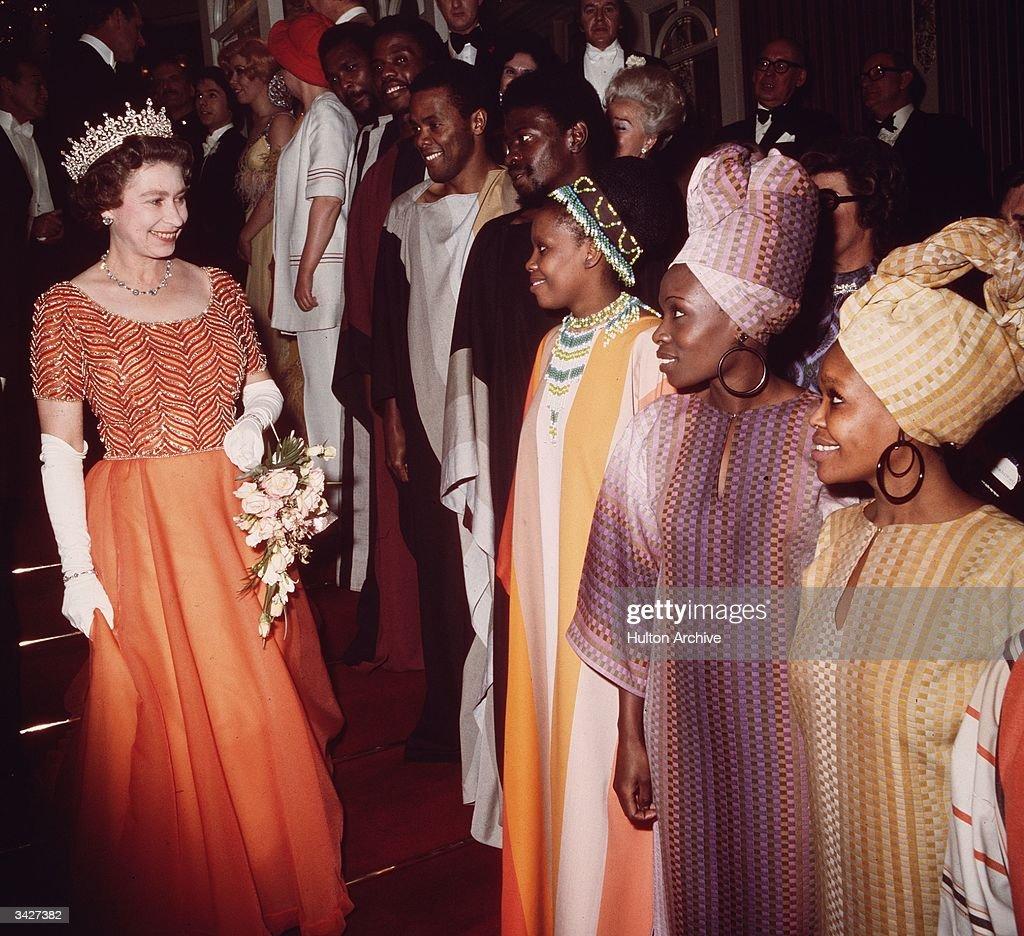 Queen Elizabeth Ii Retrospective Getty Images