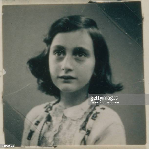 EXCLUSIVE Anne Frank who describes this image in her diary 'This is a photo as I would wish myself to look all the time Then I would maybe have a...