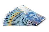 10x 100 CHF Tickets - 1000