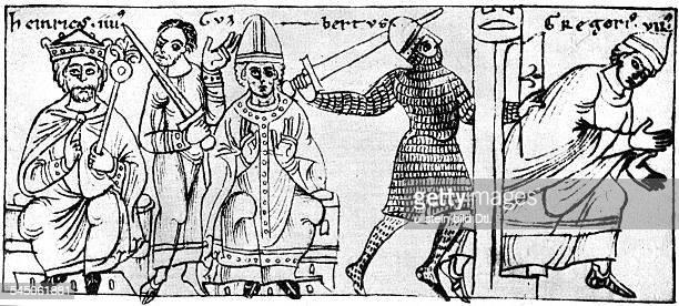 *1111105007081106deutscher König 10561106römischer Kaiser 10841106wiest zusammen mit dem von ihm bestelltenGegenpapst Clemens III Papst Gregor VIIaus...