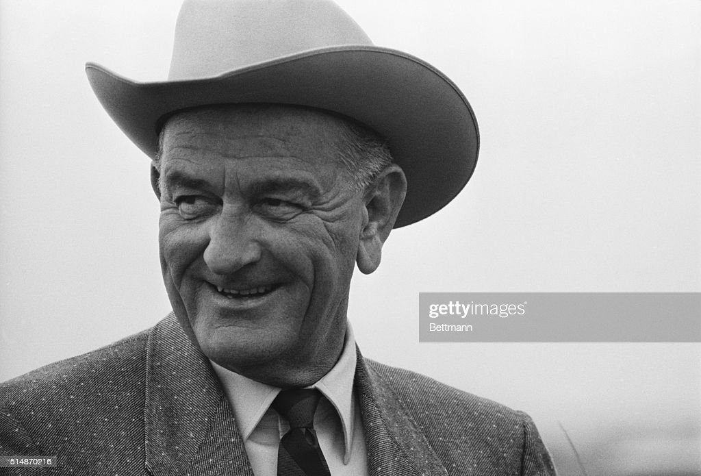 Four weeks after his gall bladder surgery, President <a gi-track='captionPersonalityLinkClicked' href=/galleries/search?phrase=Lyndon+Johnson&family=editorial&specificpeople=91450 ng-click='$event.stopPropagation()'>Lyndon Johnson</a> has shown the benefits of setting his own schedule of convalescence. Through his press secretary, LBJ announced that heavily increased military use of aluminum next year will require sale of surplus aluminum from government stockpiles. The move was taken by some as a slap at the industry for announcing a price rise last week.