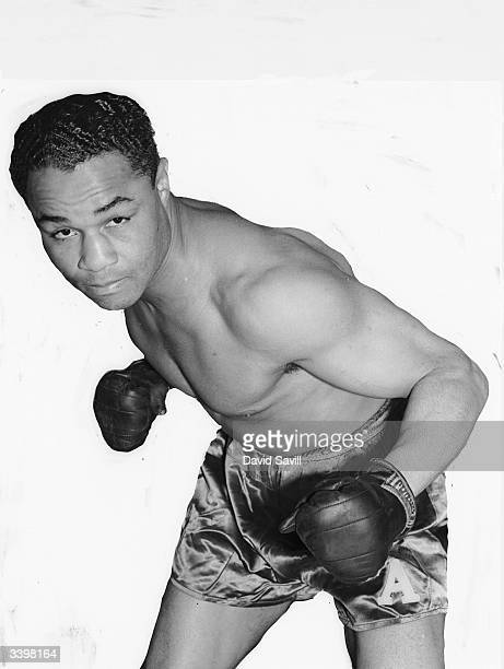 The US boxer who was World title holder turned baptist minister Henry 'Sepia Slayer' Armstrong