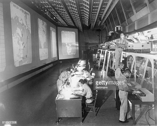 12/2/1962Nebraska New visiual display system designed to expediate command and control of Strategic Air Commands far flung retalitory forces in...