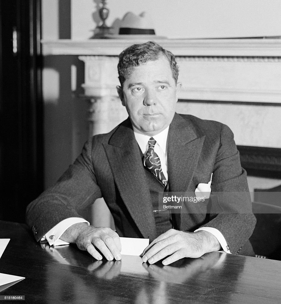 Senator Huey P Long of Louisiana began his legislative career in Washington smashing two precedents by smoking in the Senate which is forbidden and...