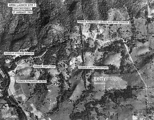 1/27/1963CubaDefense Secretary Robert McNamara late today sent Sen Kenneth B Keating photographs which McNamara said prove the Soviets have broken up...