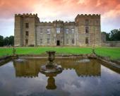12Th Century Chillingham Castle Northumberland N/E England