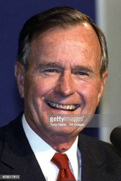 On this day in 1924 fortyfirst American president George Bush was born Former US President George Bushwho celebrates his 67th birthday on Wednesday...