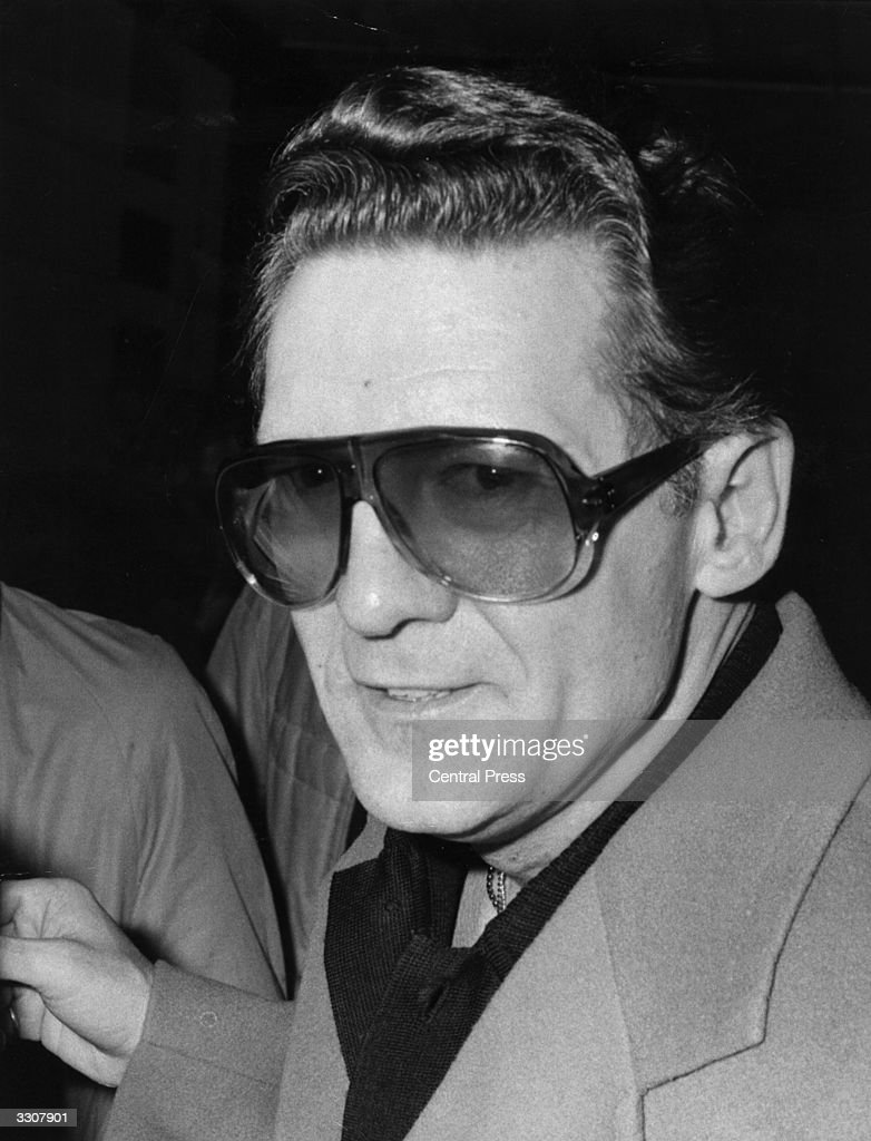 Rock 'n' roll legend, bad boy and piano-pounder Jerry Lee Lewis, in London for a series of concerts and television appearances.