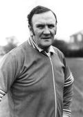 Don Revie manager of Leeds United