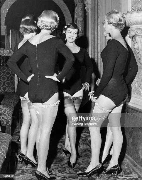 Stocking Models Stock Photos and Pictures   Getty Images