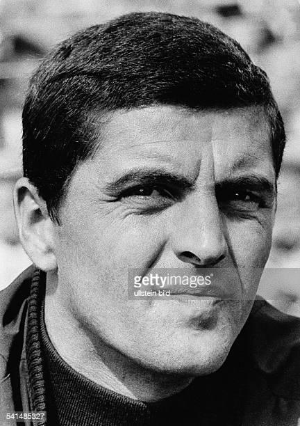 *Fussballtrainer BRDPortrait 1970