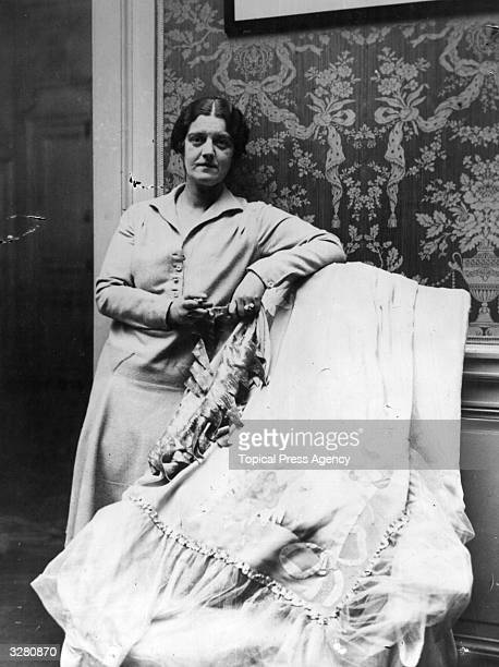 Marie Pavlovna Grand Duchess of Russia daughter of Grand Duke Paul Alexandrovitch and the proprietor of the Kitmin dressmaking shop in Paris She...