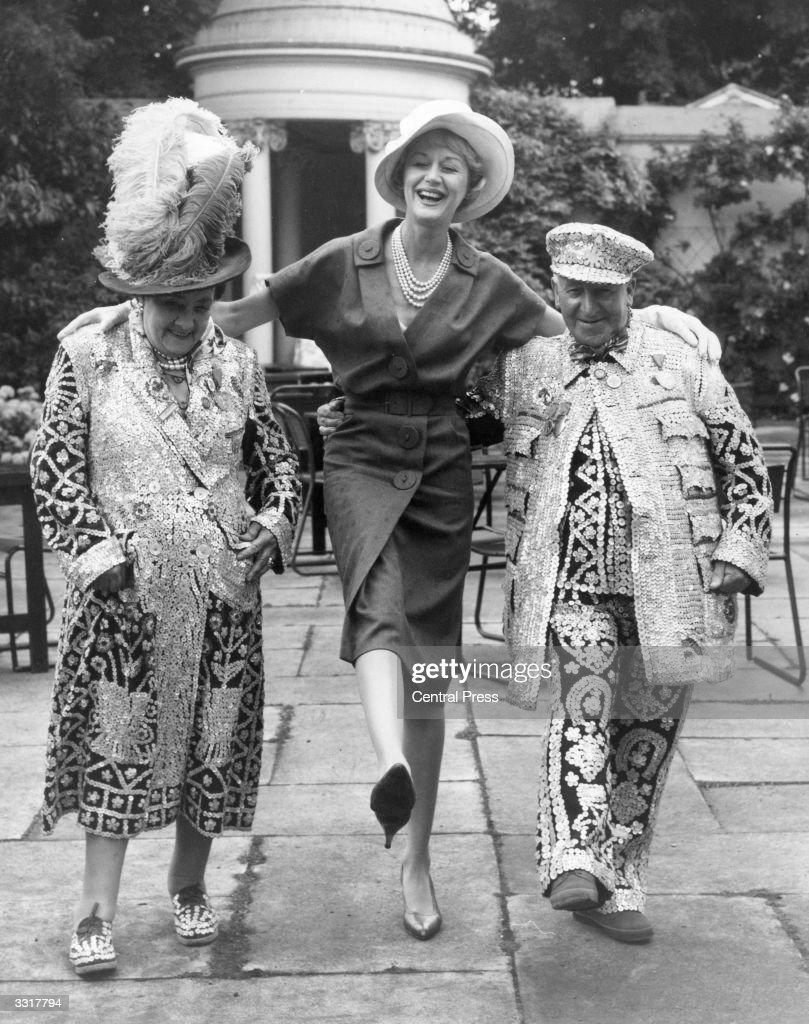 13 Jan Tony Award winning British stage actress Margaret Leighton